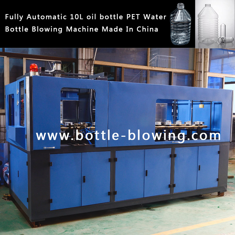 Fully Automatic 10L oil bottle PET Water Bottle Blowing Machine Made In China